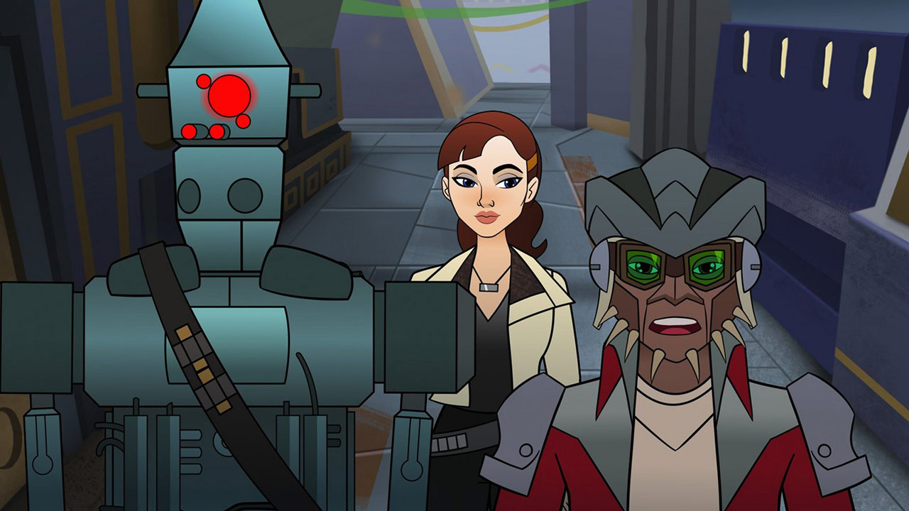 IG-88 in Star Wars Forces of Destiny