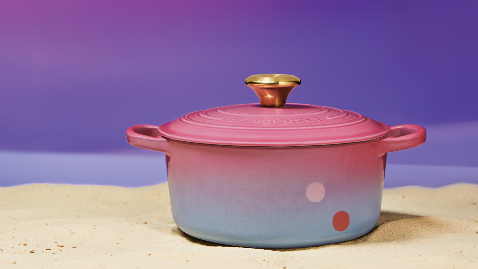 A Dutch oven from the Star Wars Le Creuset line.