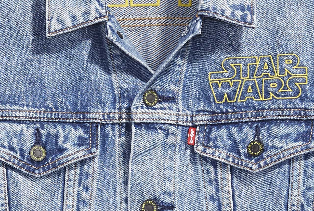 The Levi's x Star Wars collection
