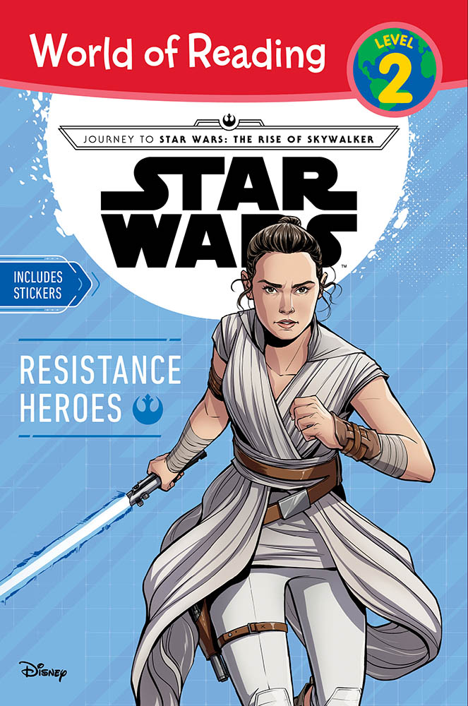 The cover of Resistance Heroes.