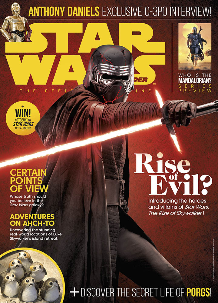 Star Wars Insider 193 cover