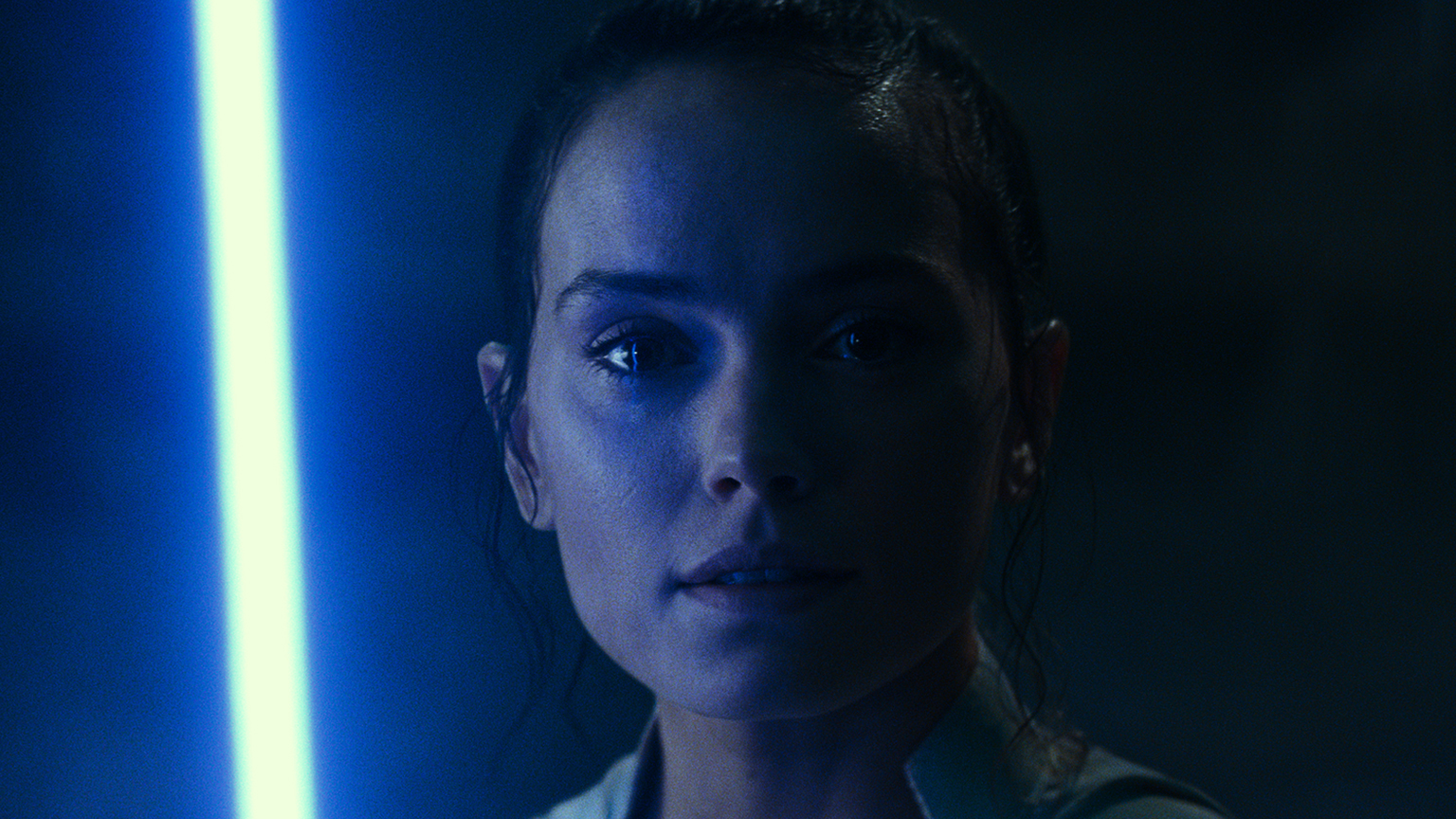 Rey in the final trailer for Star Wars: The Rise of Skywalker.
