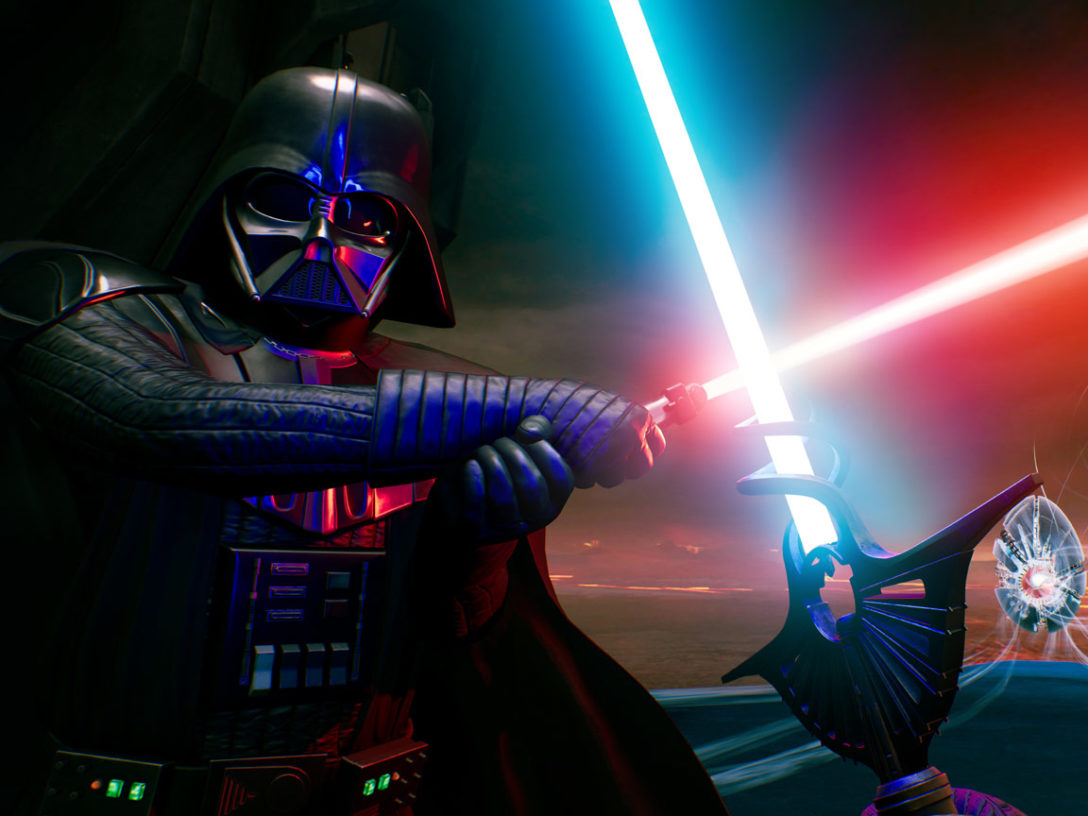 Darth Vader in Vader Immortal III
