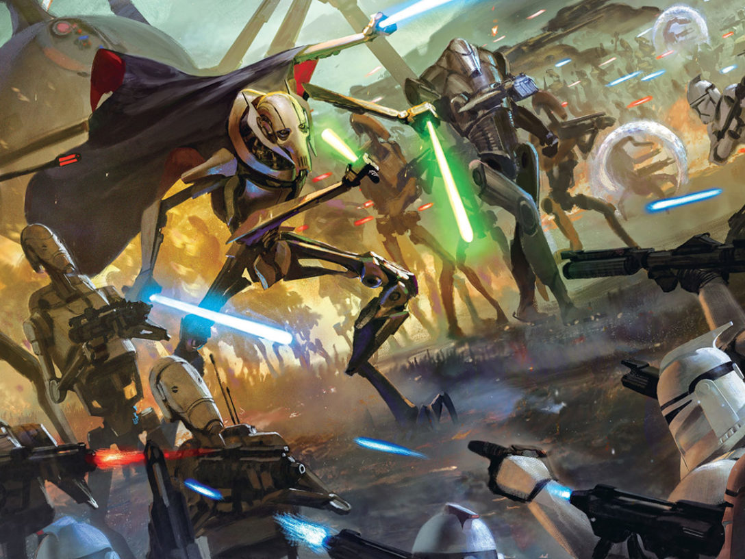 The Clone Wars Core Set by Fantasy Flight Games