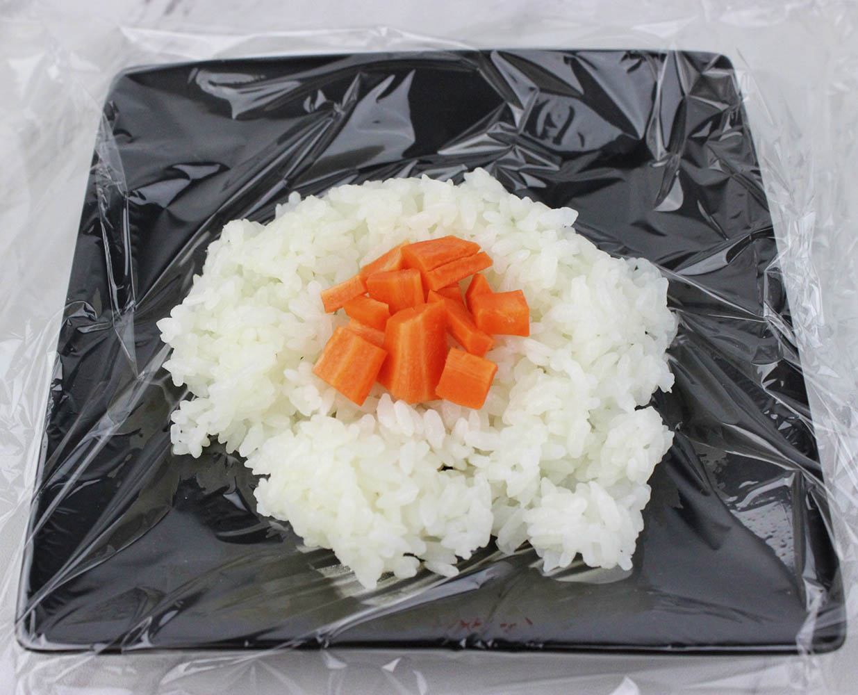 Kylo Ren rice ball ingredients