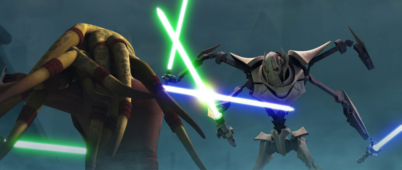 Lair of Grievous final frame