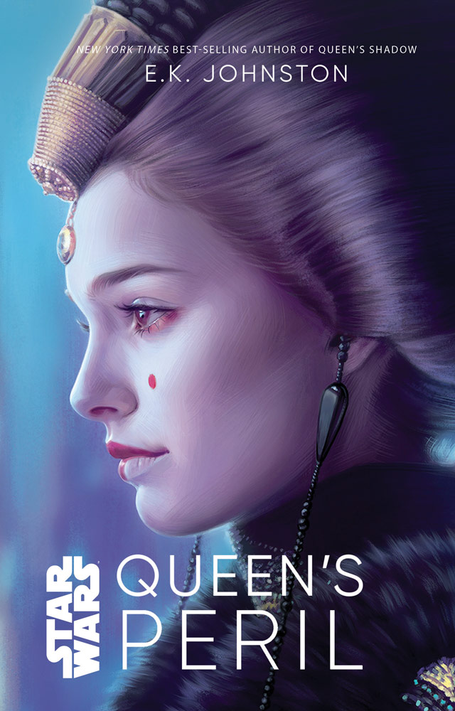 The cover of Queen's Peril