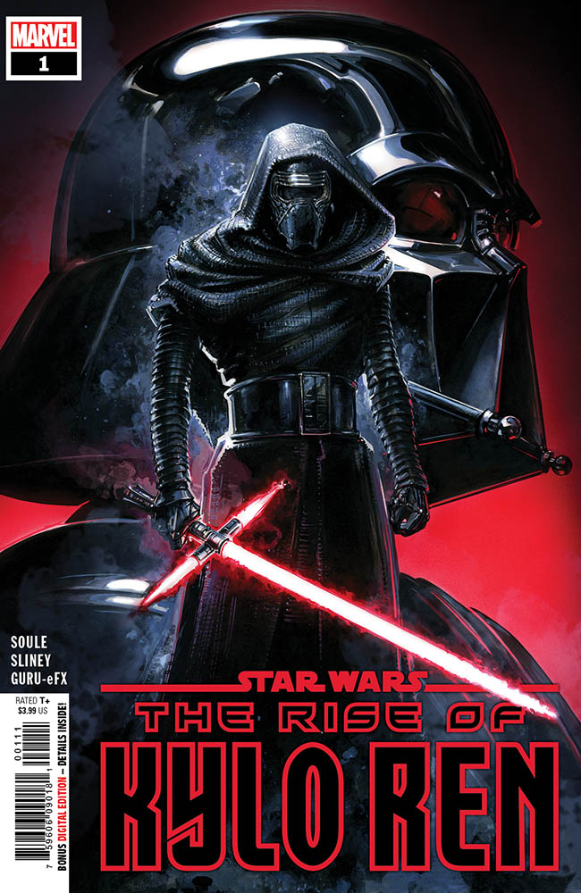 Issue 1 in the Rise of Kylo Ren series