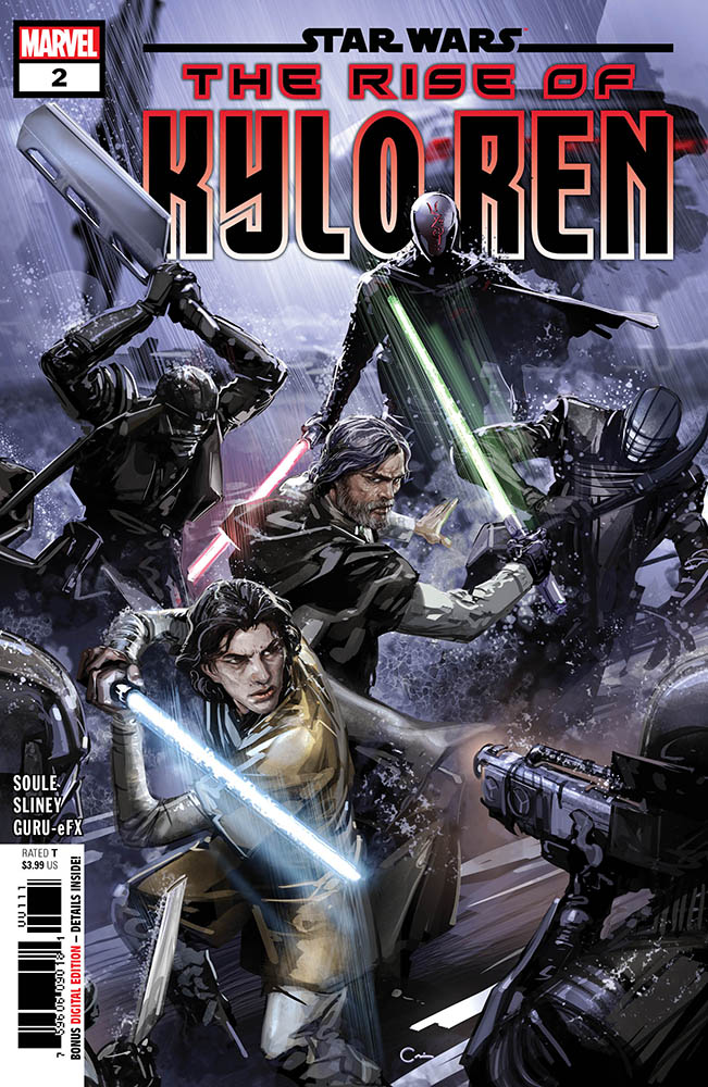 Issue 2 in the Rise of Kylo Ren series
