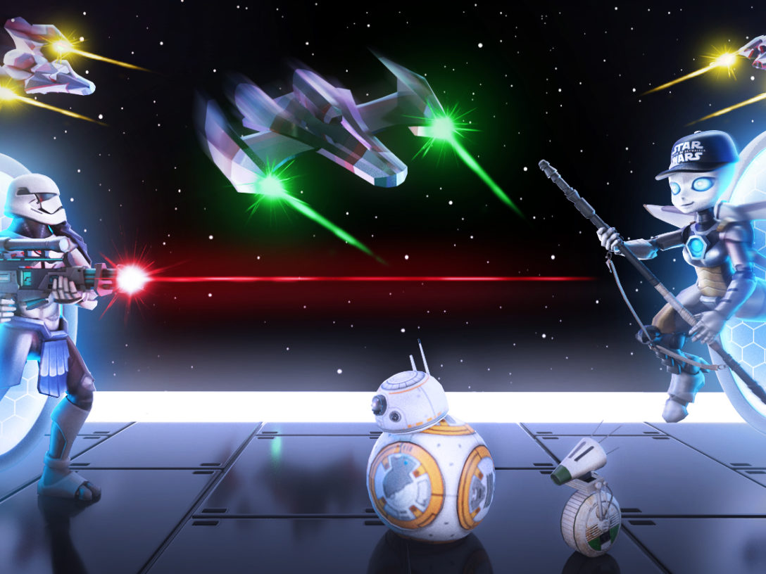 Star Wars joins forces with Roblox
