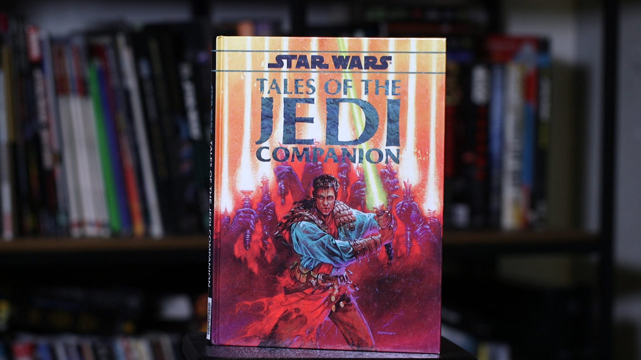 Tales of the Jedi Companion roleplaying book