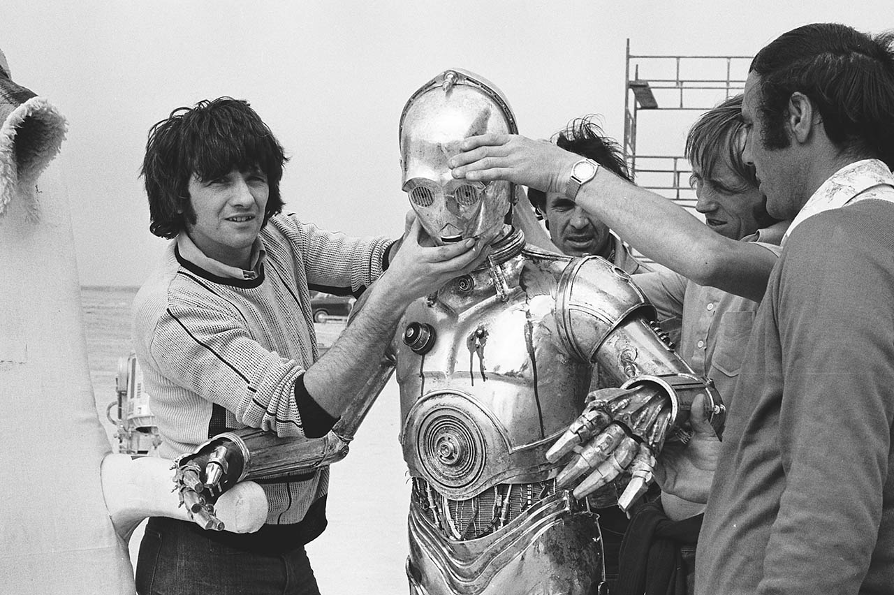 Behind-the-scenes on A New Hope.
