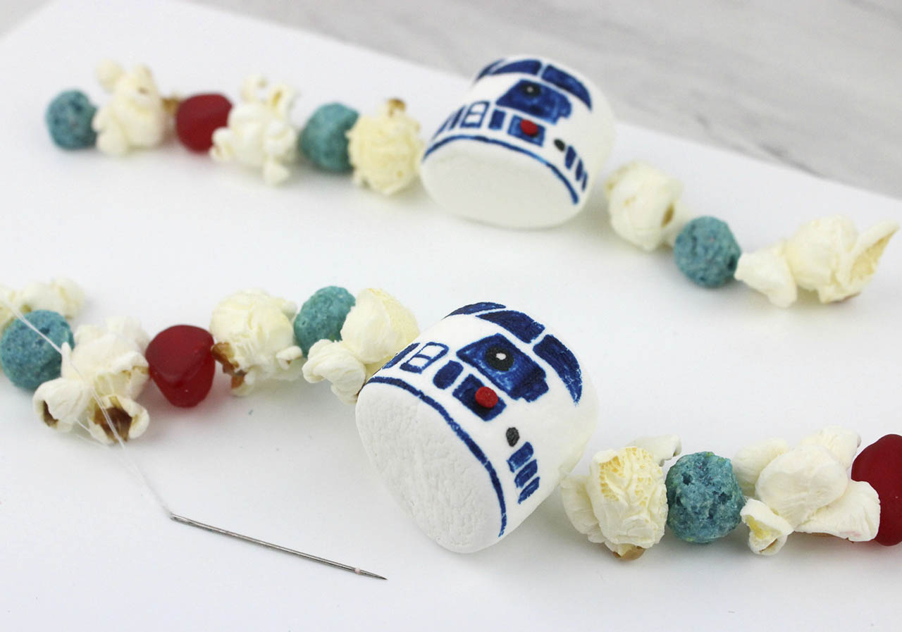 Artoo garland thread