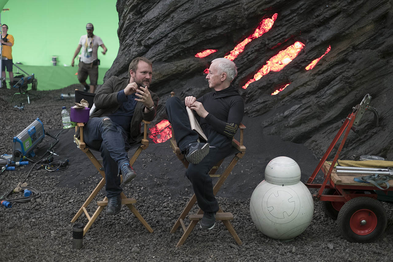 Behind-the-scenes on The Last Jedi.