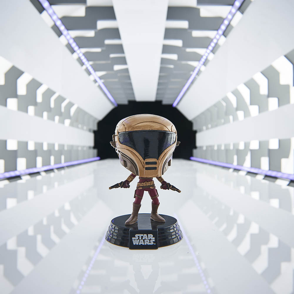 Funko Pop! figures from Star Wars: The Rise of Skywalker