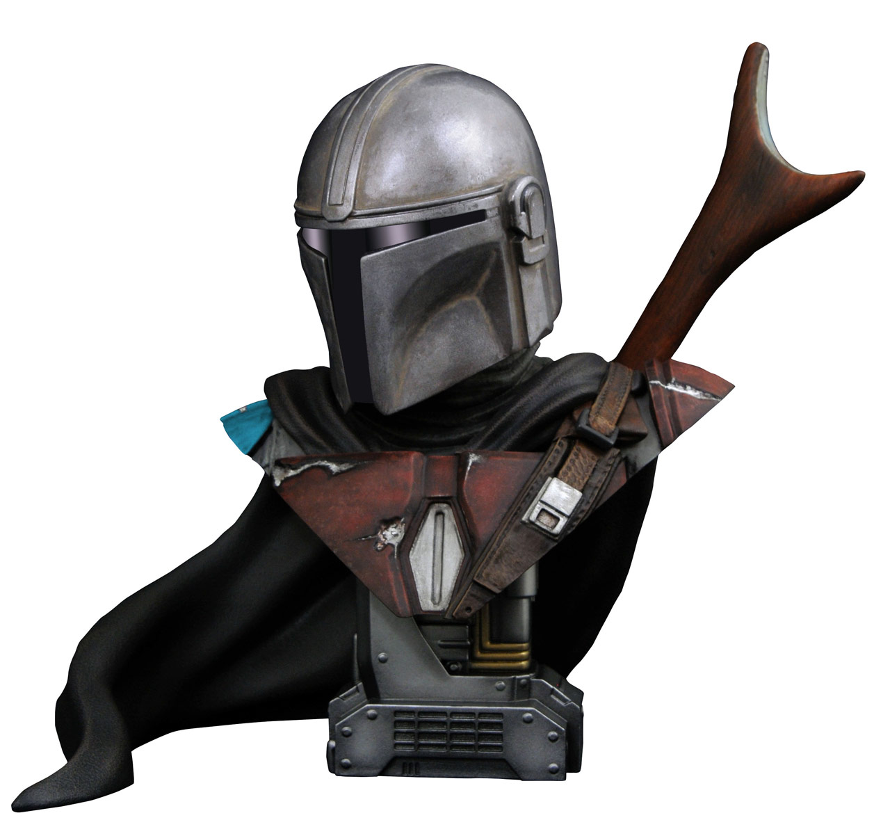 The Mandalorian Legends in 3D bust