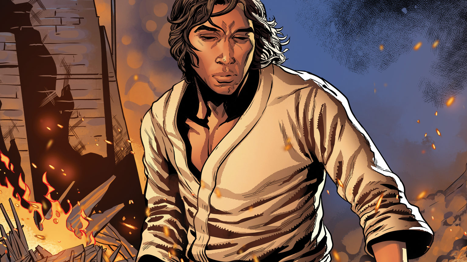 Ben Solo from The Rise of Kylo Ren #1