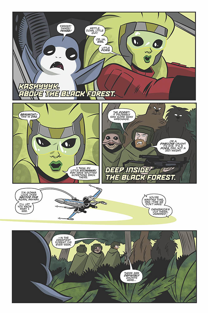 Star Wars Adventures #29 page 1