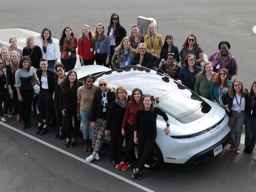 Women of Lucasfilm and Porsche