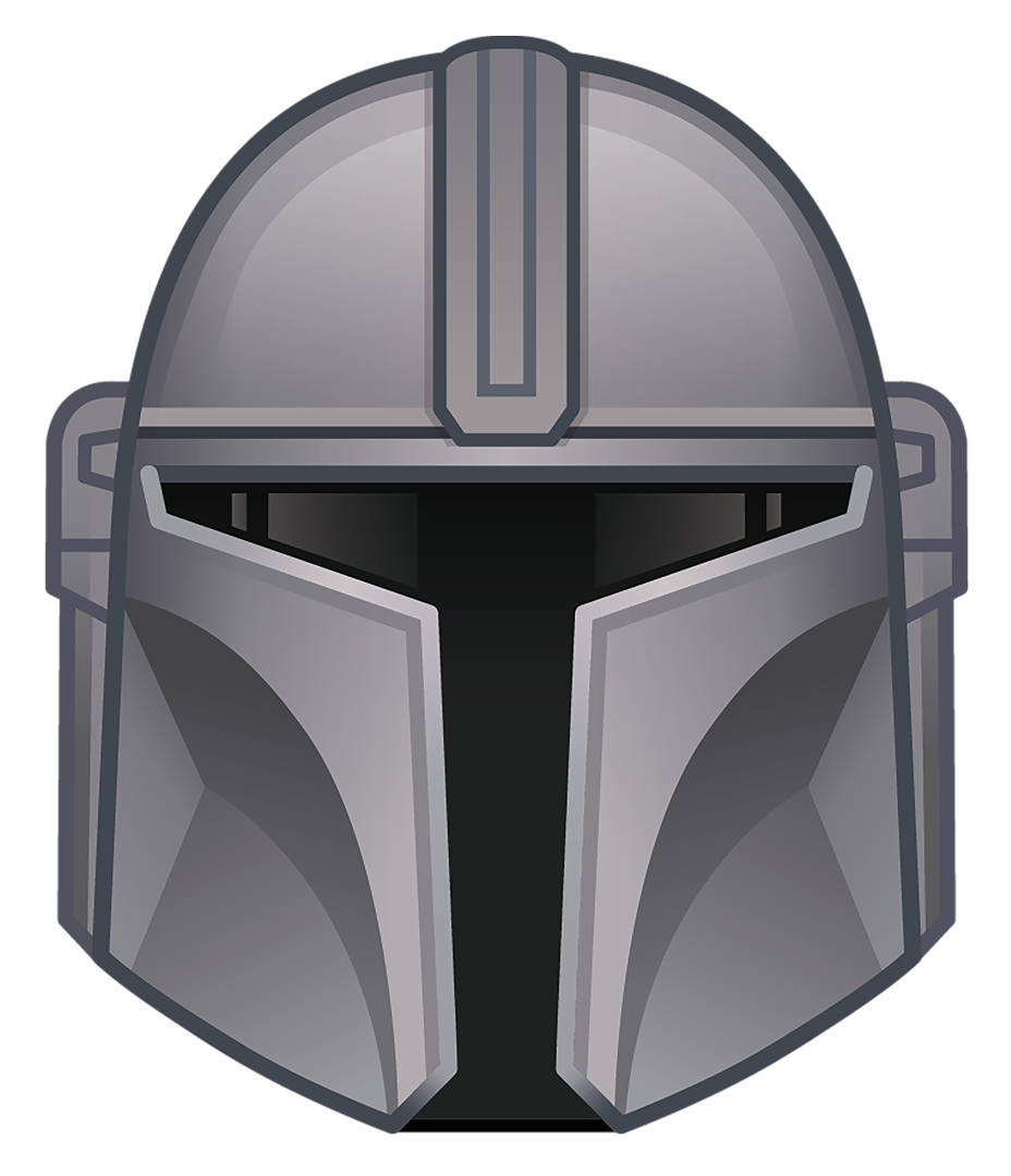 The Mandalorian in Emoji Blitz