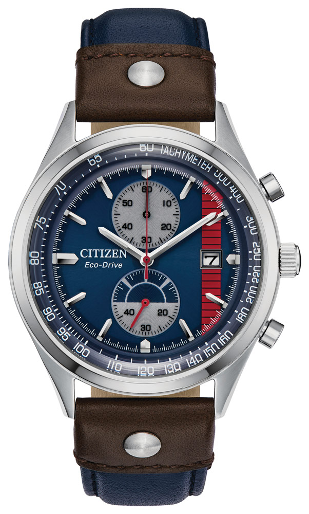 Citizen Han Solo inspired watch