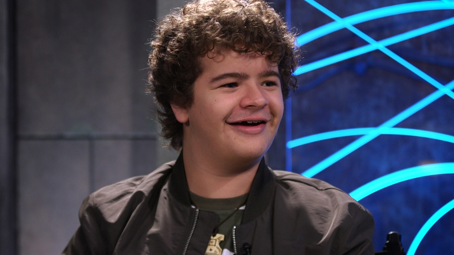 Gaten Matarazzo on The Star Wars Show