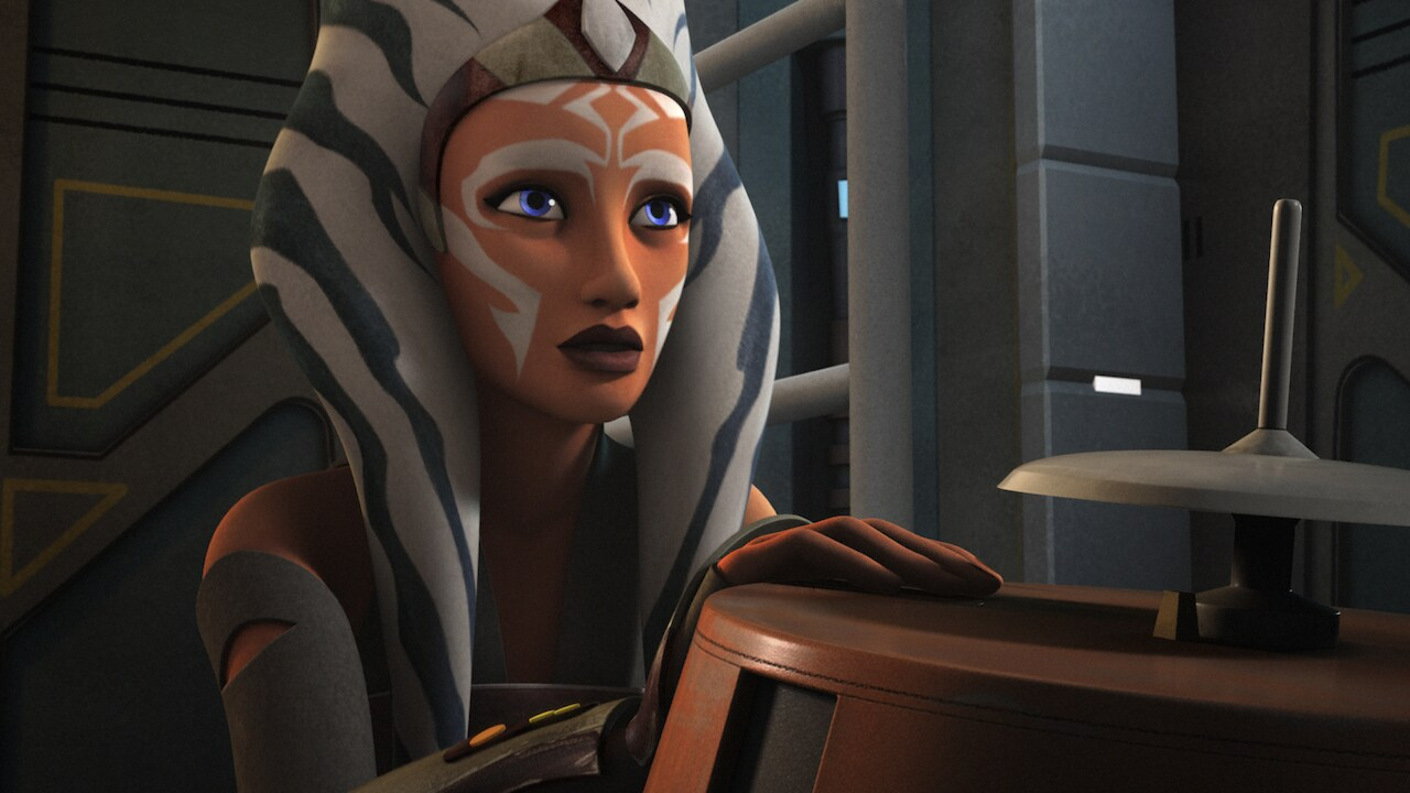 Ahsoka and Chooper