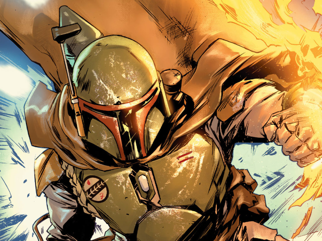 Preview pages from Star Wars: Bounty Hunters