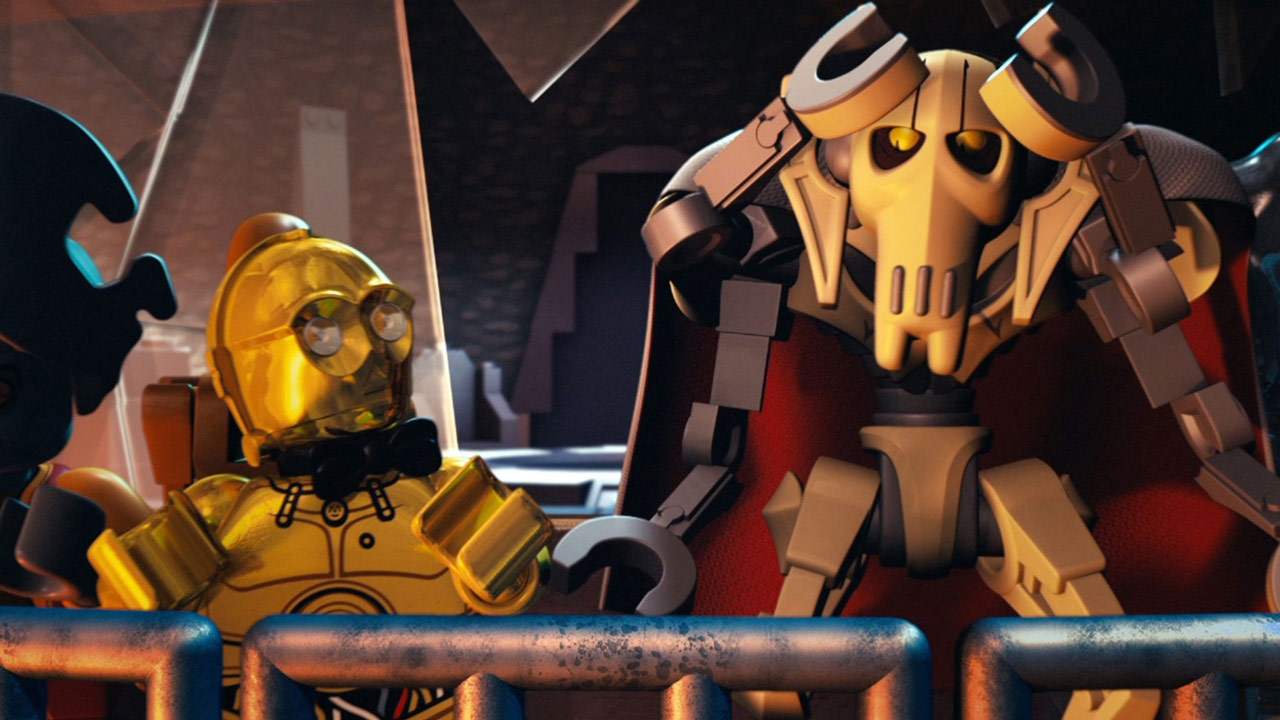 Droid Tales: Grievous and C-3PO