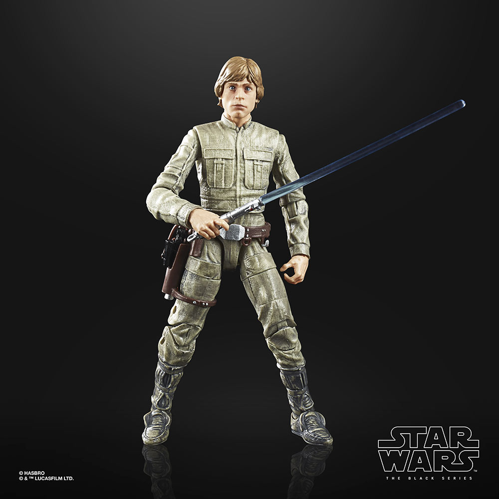 Black Series Luke Skywalker (Dagobah)