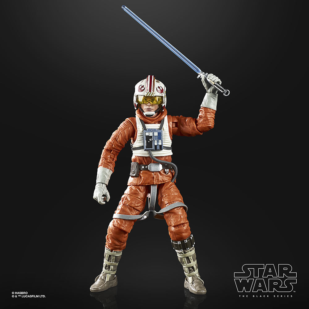 Black Series Luke Skywalker (Snowspeeder)