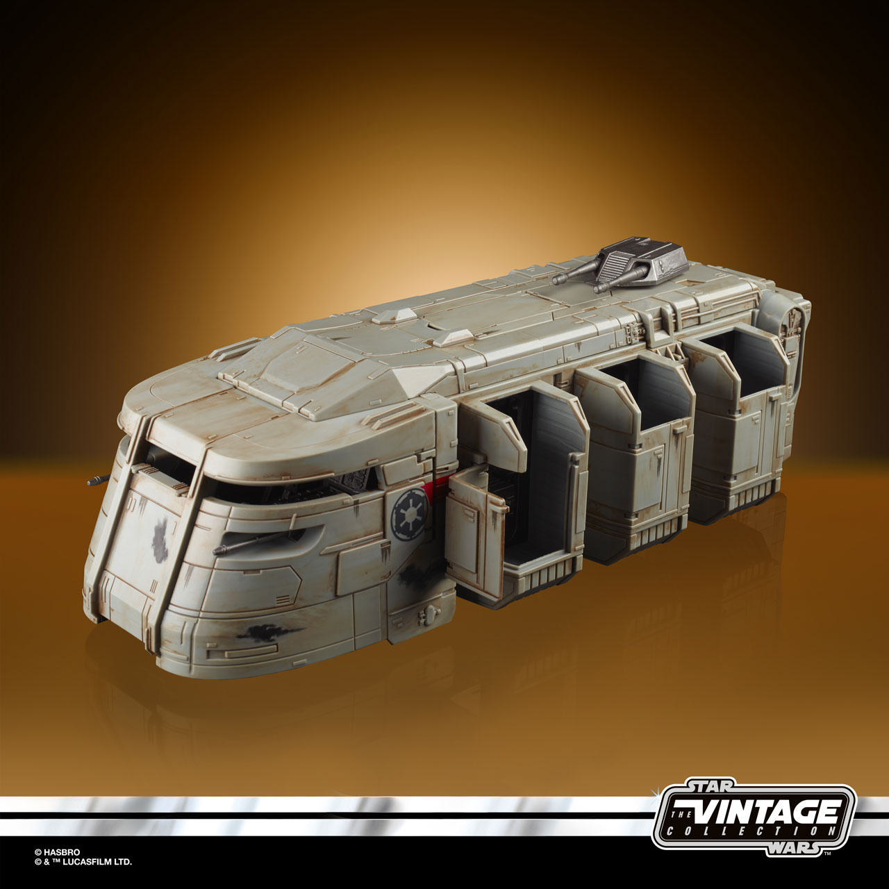 STAR WARS: THE VINTAGE COLLECTION IMPERIAL TROOP TRANSPORT Vehicle