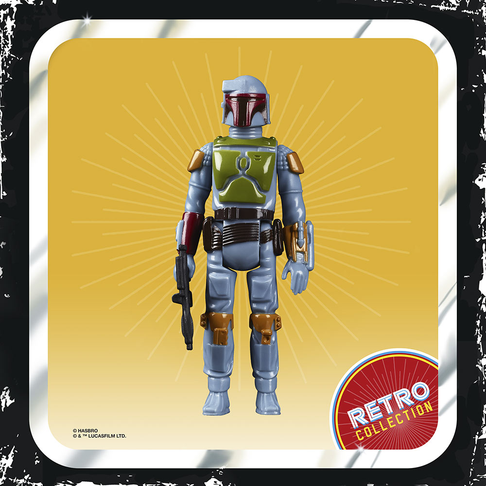 hasbro star wars retro boba fett