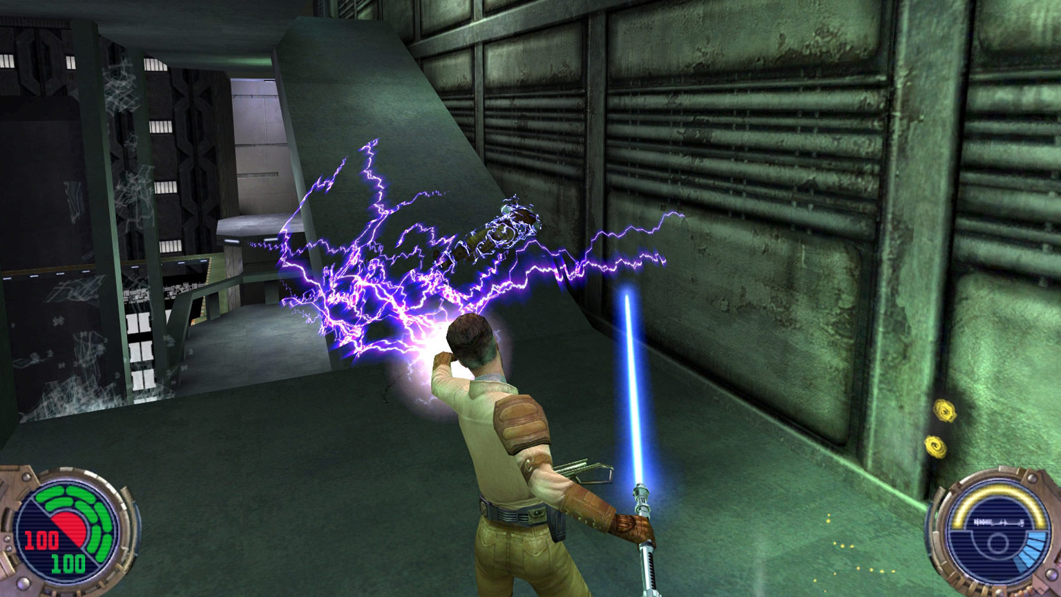 Screengrab from Jedi Outcast