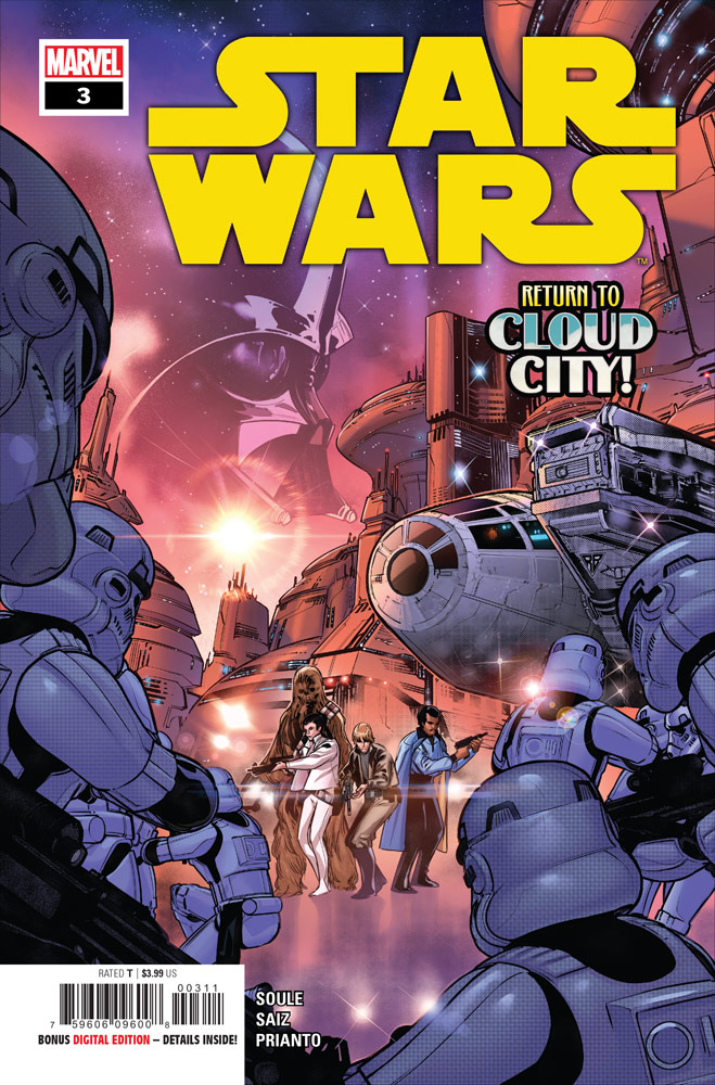 Marvel's Star Wars #3 cover