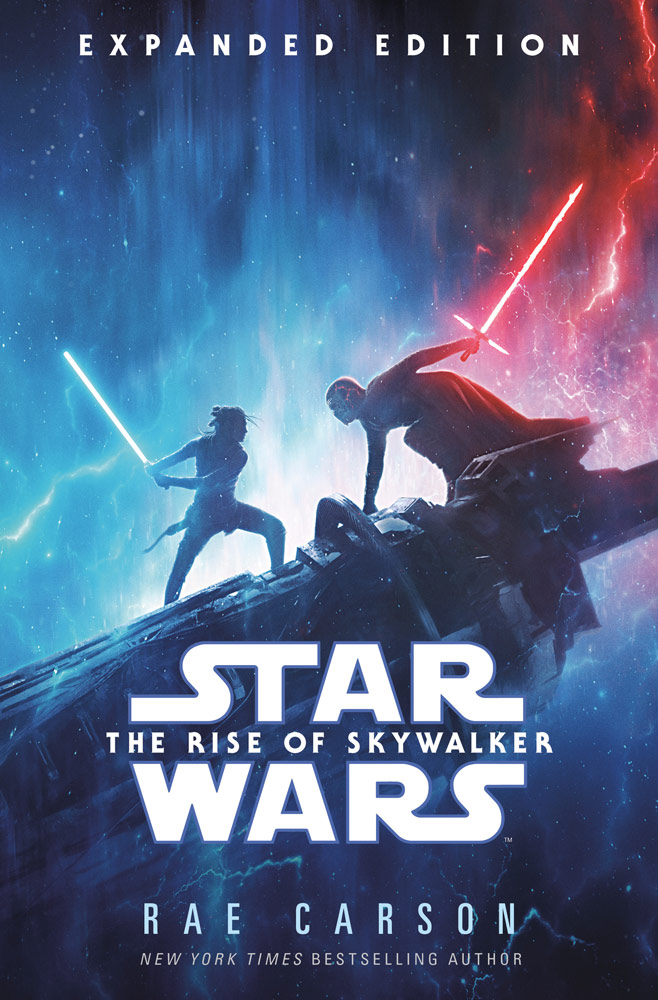 Star Wars: The Rise of Skywalker Expanded Edition cover