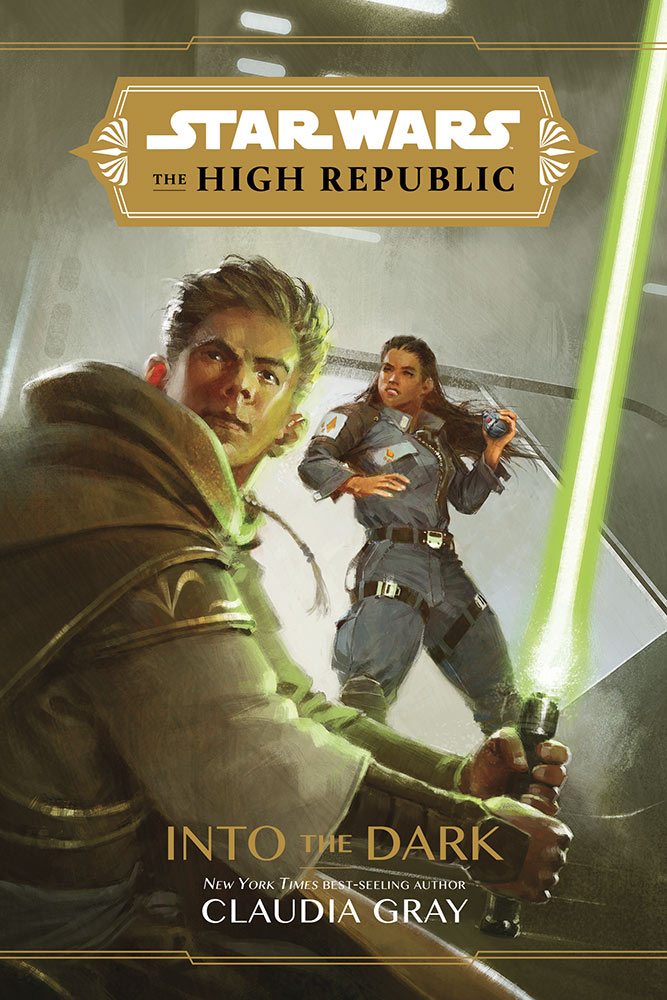 Portada de Star Wars: The High Republic - Into the Dark