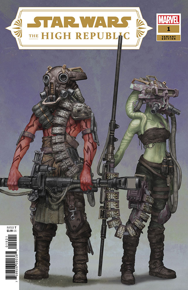 Star Wars: The High Republic (Marvel) cover