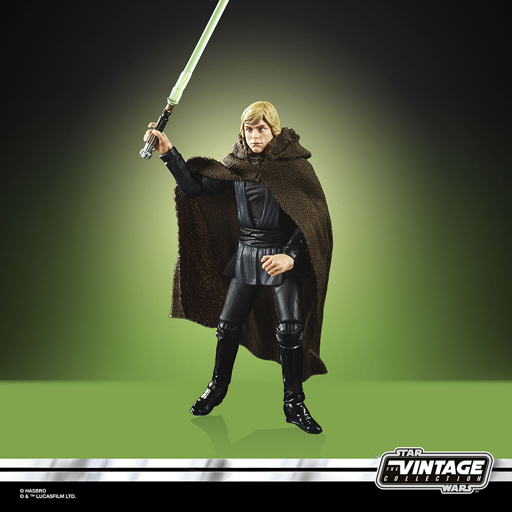 Luke Skywalker from Hasbro's Star Wars: The Vintage Collection