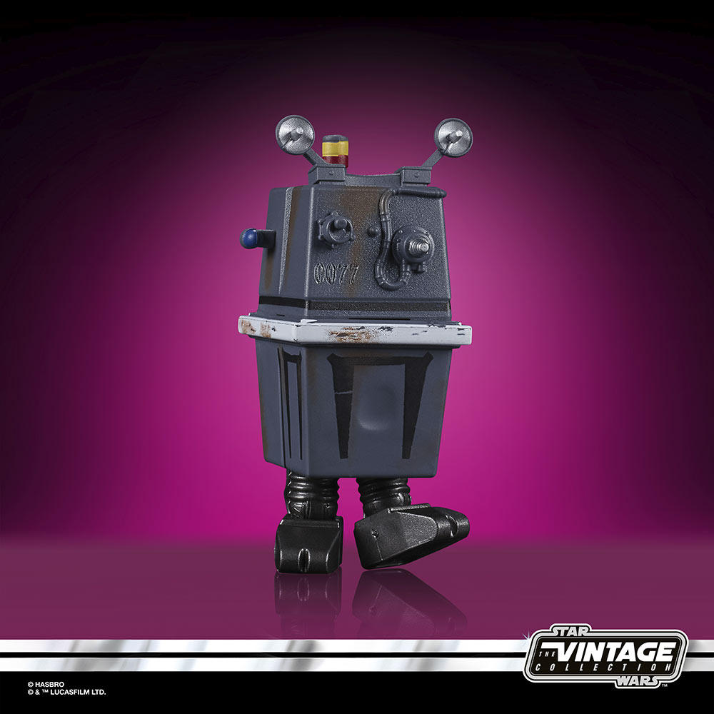 GNK droid from Hasbro's Star Wars: The Vintage Collection
