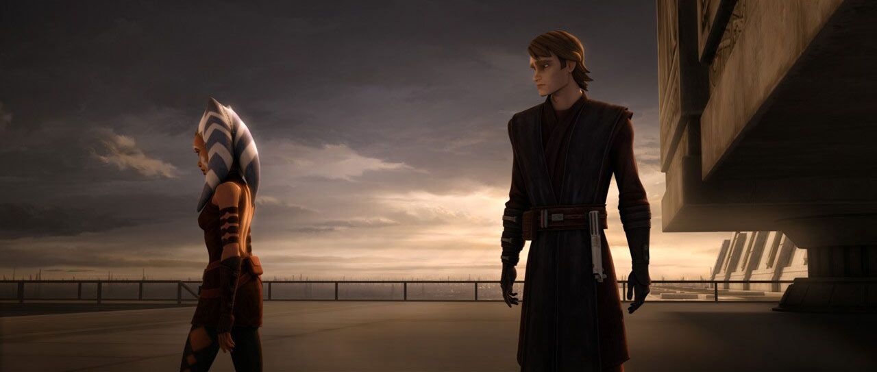 """The Wrong Jedi"" screengrab"