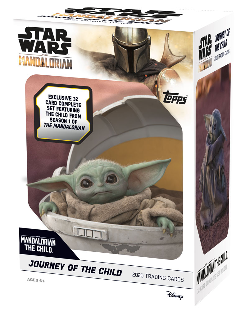 The Mandalorian: The Journey of the Childs from Topps