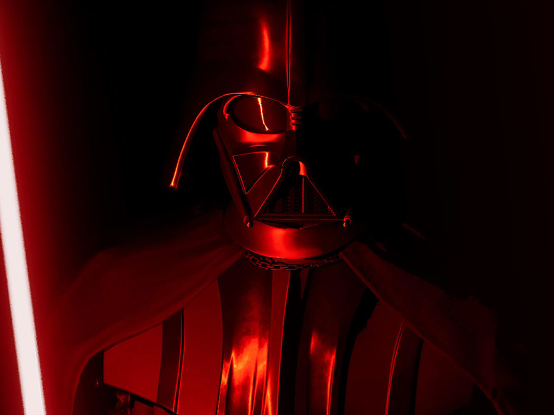 Darth Vader in Vader Immortal