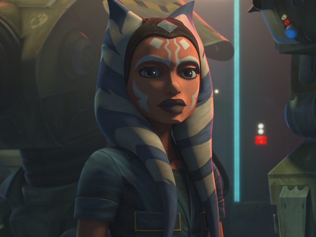 """Gone without a Trace"" still Ahsoka"