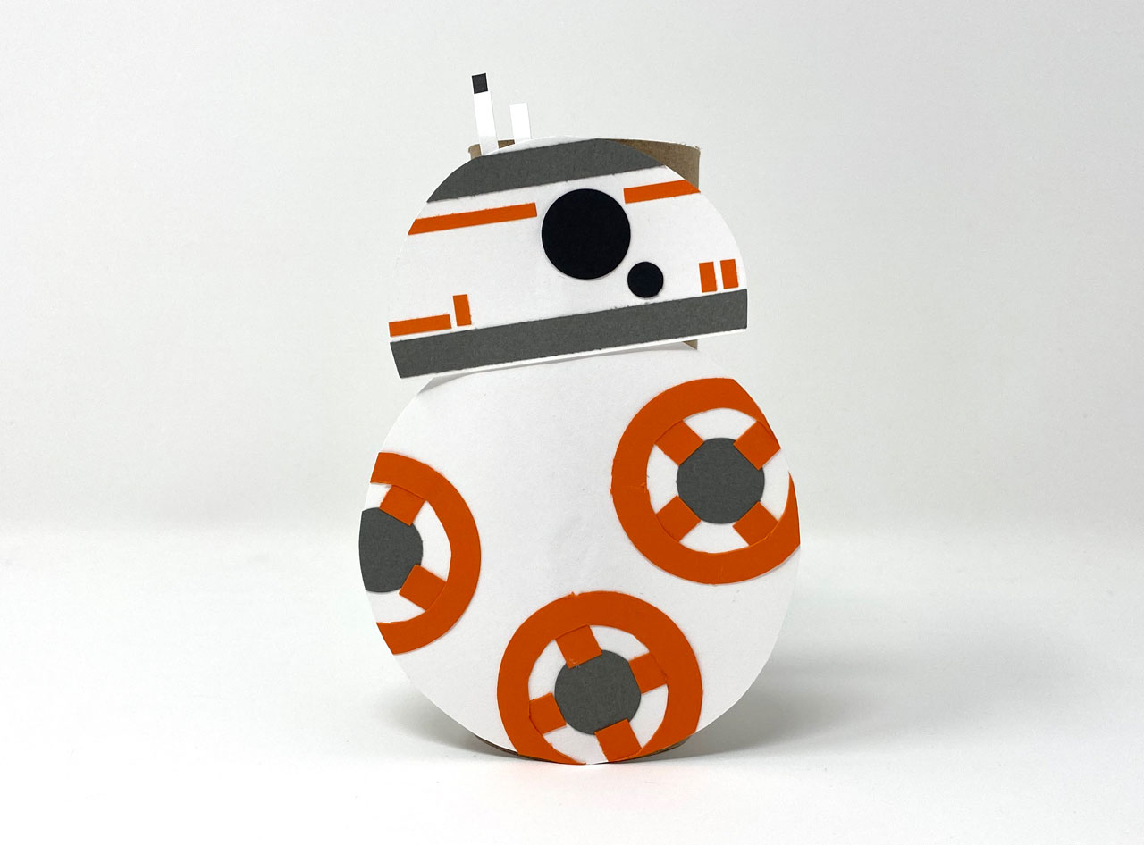 Star Wars Roll Out BB-8 craft