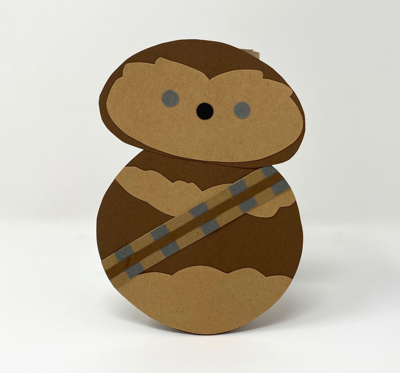 Star Wars Roll Out Chewie craft