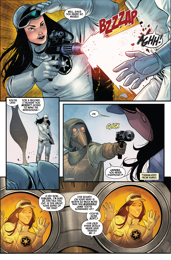 Doctor Aphra #1 (2020) page 3