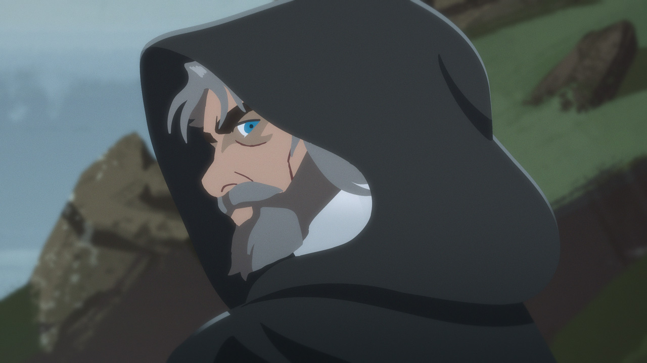 Luke Skywalker in Star Wars Galaxy of Adventures