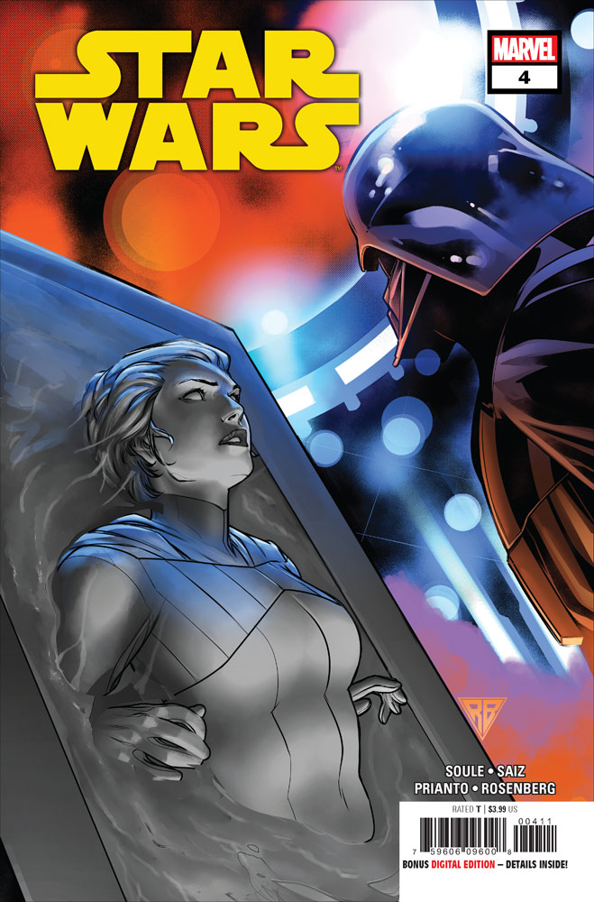Marvel Star Wars #4 cover