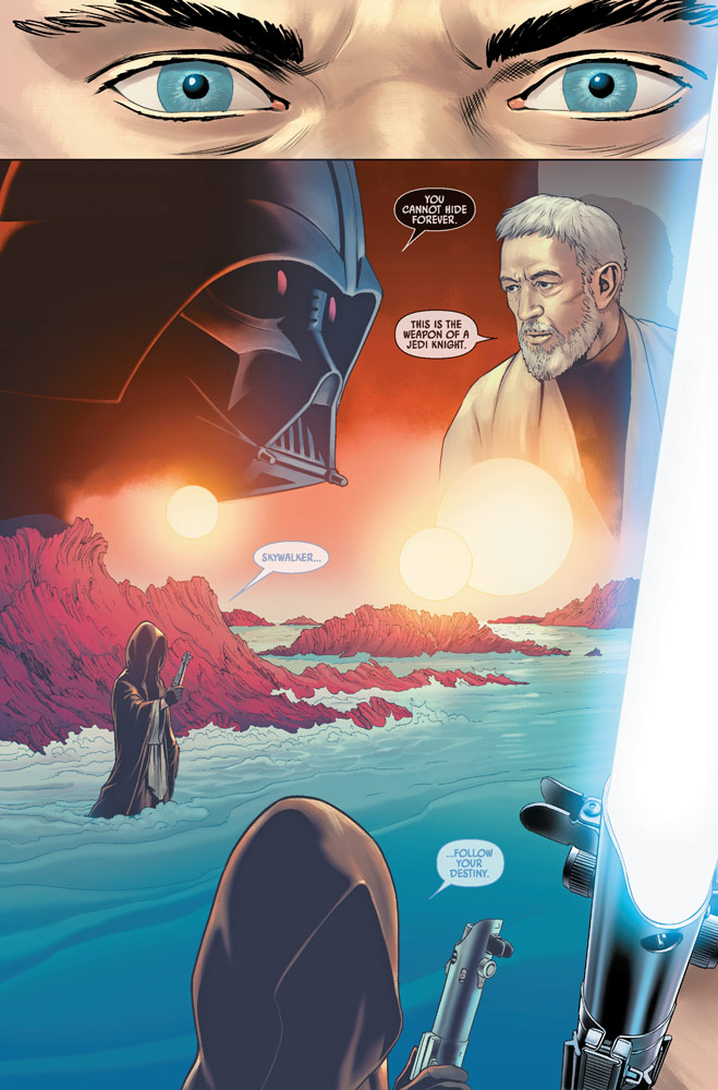 Marvel Star Wars #4 page 3